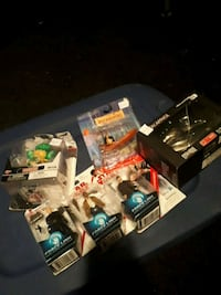 Small lot of assorted package toys Richmond Hill, L4B 3M7