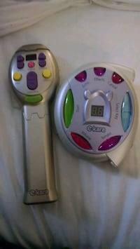white and purple Vtech learning toy Des Moines, 50322
