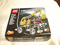Lego Technic 42031 Cherry Picker Truck 2 in 1 - 155 Pcs Building Toy 2015 Retired null