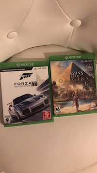 Two xbox one games Milwaukee, 53202