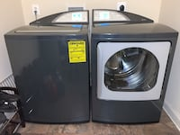 GE Profile Harmony Washer & Electric Dryer with Stainless Steel Drum Woodbridge, 22192