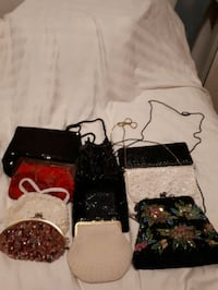 Bedazzled hand bags  Windsor, N9A 5G9