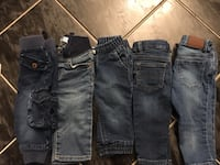 Baby boy Jeans 6-12 months sizes Surrey