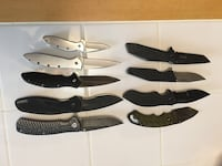 "Lot of kershaw knifes ""sold as each"" Anchorage, 99517"