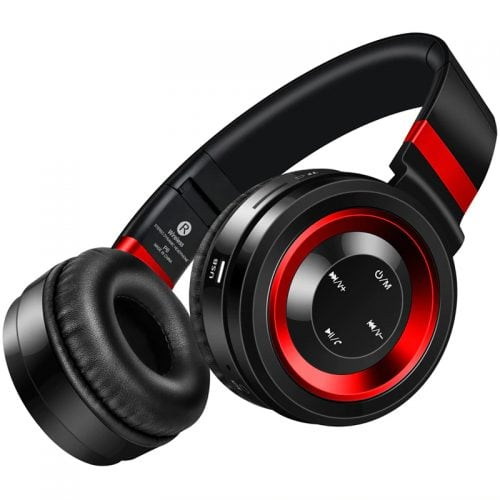 Bluetooth Headphone With Mic Support