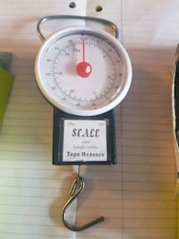 Travel weight measure Scale 32kg  Montreal, H4J 2K7