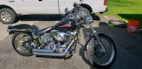 black and gray cruiser motorcycle Sykesville, 21784