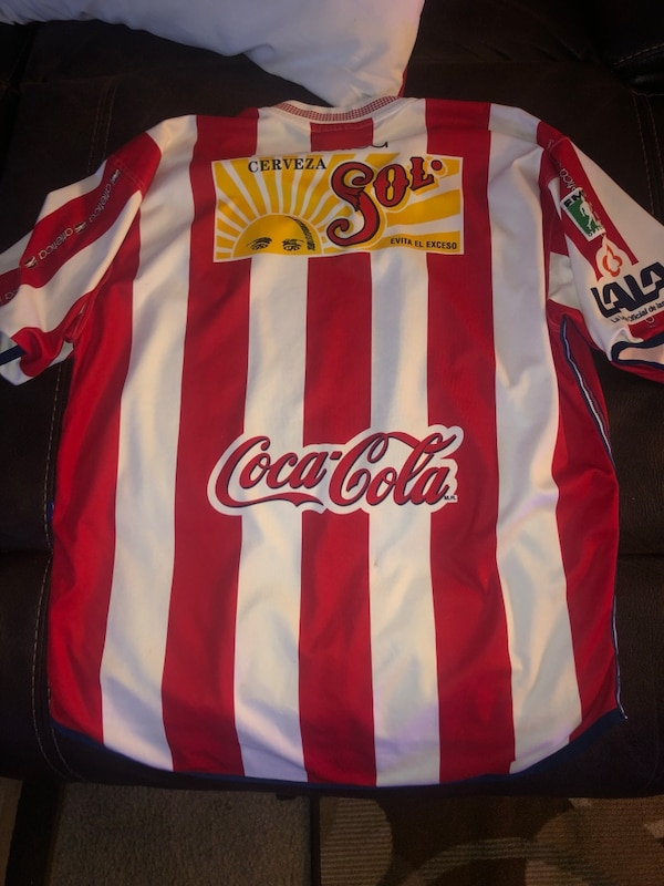 41785853512 Used Chivas jersey size is large in very good condition collectors ...