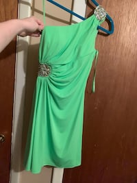 Lime green dress  North Little Rock, 72118