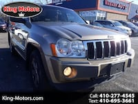 Jeep Grand Cherokee 2005 Baltimore