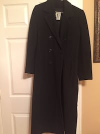 Long wool coat size 6  Easton, 18040