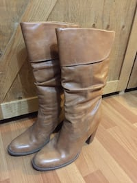 Leather Boots Edmonton, T6X 1G3