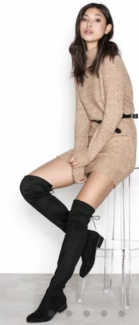 Over knee boots Str. 37 Ytre Enebakk