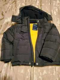 Toddler Boys Nautica Winter Coat