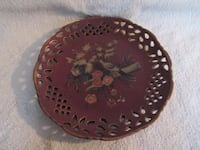 Decorative Plate  Burlington