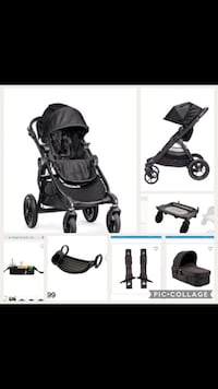 City select double stroller Fowler, 93625
