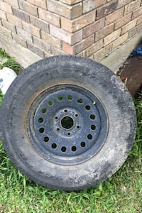 Spare rim an tire for 2002 chevy silverado