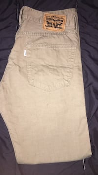 Tan Lévis pants 32 men's  Toronto, M9W 3T9