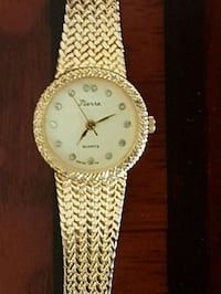 Gold plated watch  Toronto, M1C 1T9