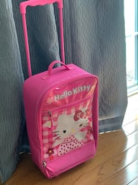 Hello Kitty suitcase for sale