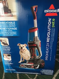 Bissel Proheat 2X Carpet cleaner LIKE NEW Calgary, T2Z
