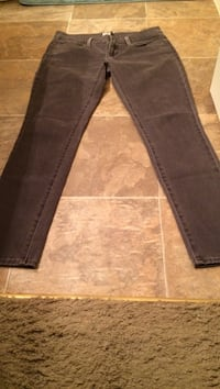 black and brown denim jeans Mission, 66202