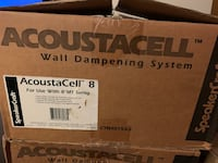 Speaker Craft AcoustaCell 8 Wall Dampening System. 6 available Allentown, 18104