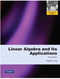 Linear Algebra and Its Applications - 4E