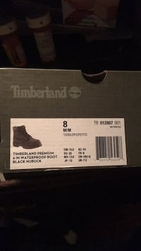 brand new Tim's for kids never been worn Baltimore, 21215