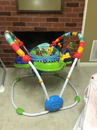 baby's multicolored jumperoo Annandale, 22003