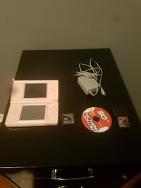 Pink nds lite, R4 card and action replay Brampton