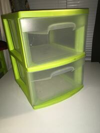 MUST PICK UP TODAY!!! Plastic drawers Calgary, T2N