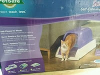 Ultra scoop free self cleaning litterbox Monrovia, 21770