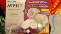 white and gray Philips Avent breast pump box Edmonton, T5W 2X1
