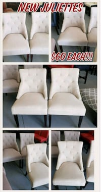 Juliette chairs $60 each brand new! Tracy