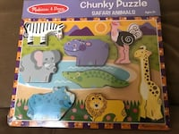 NEW! Melissa and Doug Puzzle Oak Lawn, 60453