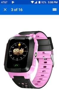 Pink girls smartwatch Albuquerque, 87109