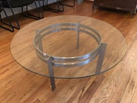 Tempered glass table Little Canada, 55117