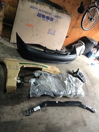 98-00 Toyota Corolla parts. For all