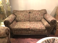 Couch Set of 3 (Brown and Beige) Toronto, M3C 2J5