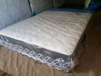 Sealy mattress bed, delivery available for a small Sherwood Park, T8H 0M5