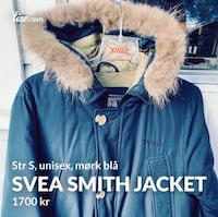 Svea Smith jacket Jessheim, 2053