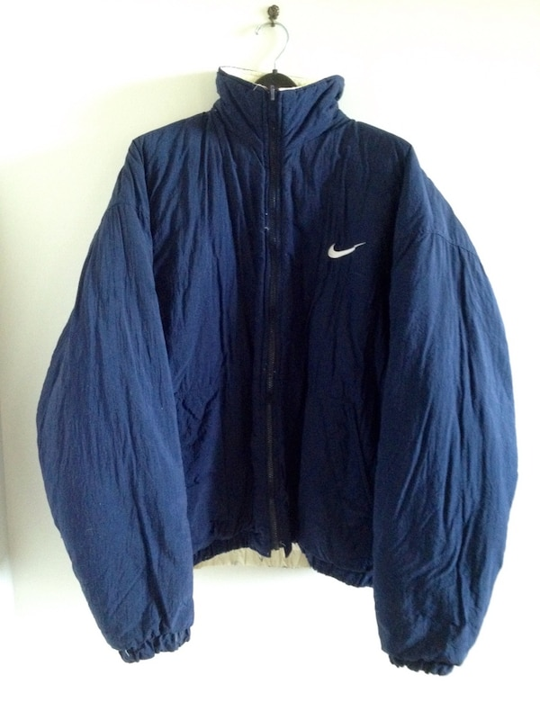 6ec8f06baa6c Used Reversible mens Nike winter jacket for sale in St Catharines - letgo
