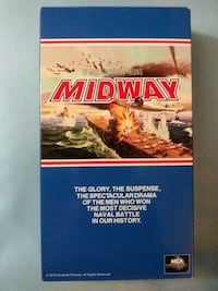 Midway vhs Baltimore