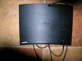 Samsung Blu Ray Disk Player