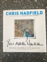You are Here by Chris Hadfield.