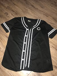 Crooks and castles baseball style jersey Ajax, L1T 1R2