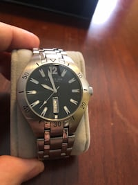 Kennith Cole Mens Reaction Watch RK3038. New in perfect working order- never worn- it was a display model. Rockville, 20851