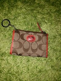 Coach change purse  New Westminster