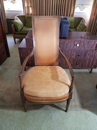 Retro Vintage Mid Century Accent Chair JB Van Sciver Chadds Ford